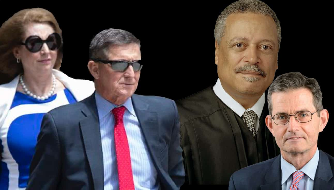 Flynn Update: Order To Dismiss Case 'Vacated' Case Will Be Reheard In August - Sara A. Carter
